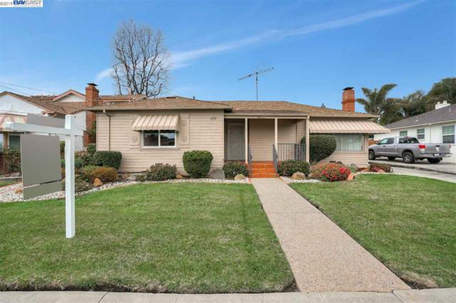 872 Sybil Ave, San Leandro, CA 94577 (#BE40853824) :: The Kulda Real Estate Group