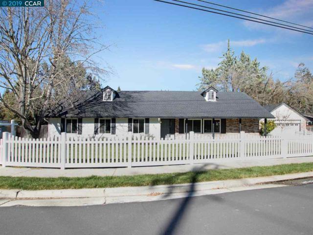 315 Laurel Dr, Danville, CA 94526 (#CC40854008) :: The Kulda Real Estate Group