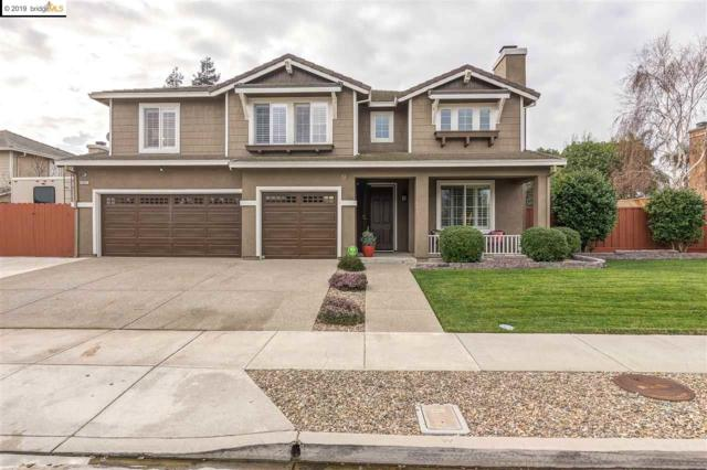 2003 Grant St, Brentwood, CA 94513 (#EB40854060) :: The Gilmartin Group