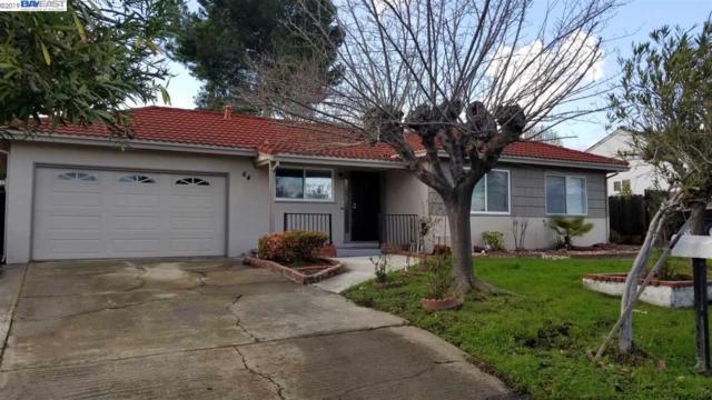 64 Camino Del Sol, Martinez, CA 94553 (#BE40854084) :: The Kulda Real Estate Group