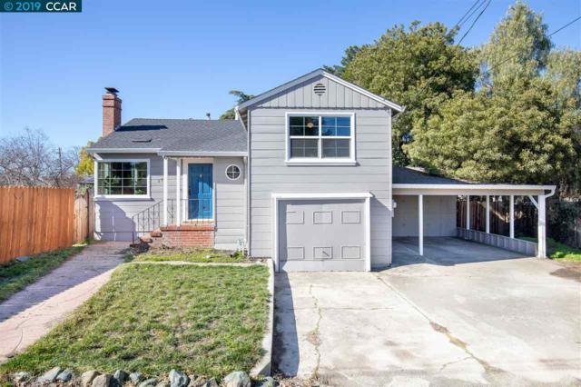 2973 Knoll Dr, Concord, CA 94520 (#CC40854215) :: The Gilmartin Group