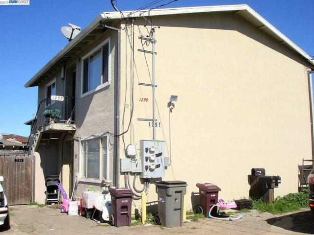 1301 83Rd Ave, Oakland, CA 94621 (#BE40854318) :: The Gilmartin Group