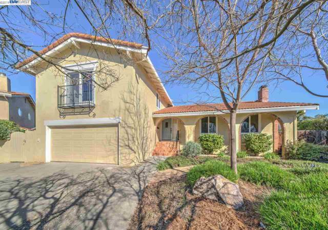 3623 Mahogany Court, Walnut Creek, CA 94598 (#BE40854413) :: The Gilmartin Group