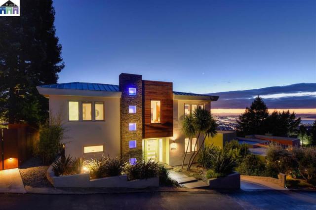 5984 Skyline Boulevard, Oakland, CA 94611 (#MR40854469) :: The Kulda Real Estate Group