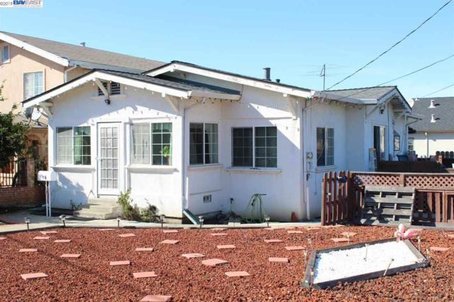 22969 Grand St, Hayward, CA 94541 (#BE40854527) :: The Kulda Real Estate Group