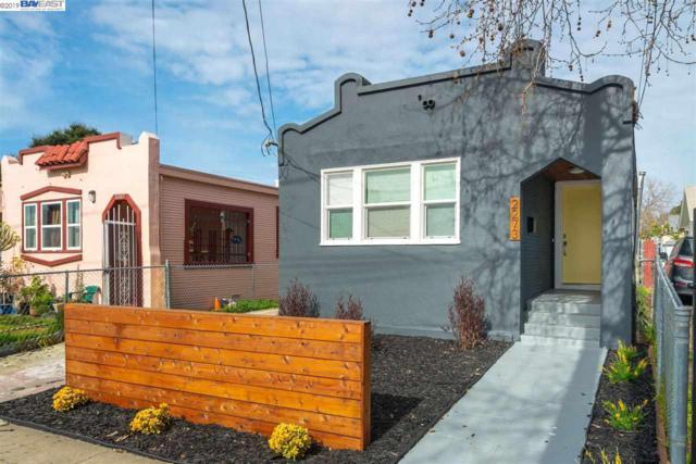 2273 86Th Ave, Oakland, CA 94605 (#BE40854535) :: The Warfel Gardin Group