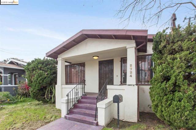 2724 Dohr St, Berkeley, CA 94702 (#EB40854767) :: The Kulda Real Estate Group