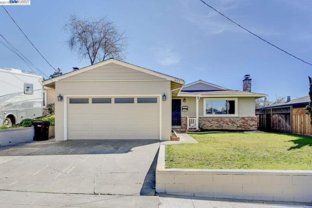 651 Tina Way, Hayward, CA 94544 (#BE40854809) :: Brett Jennings Real Estate Experts