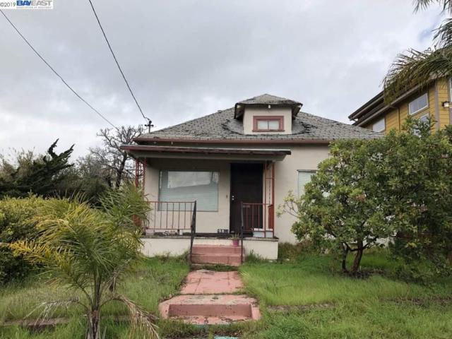 980 Stanford Avenue, Oakland, CA 94608 (#BE40855037) :: Strock Real Estate