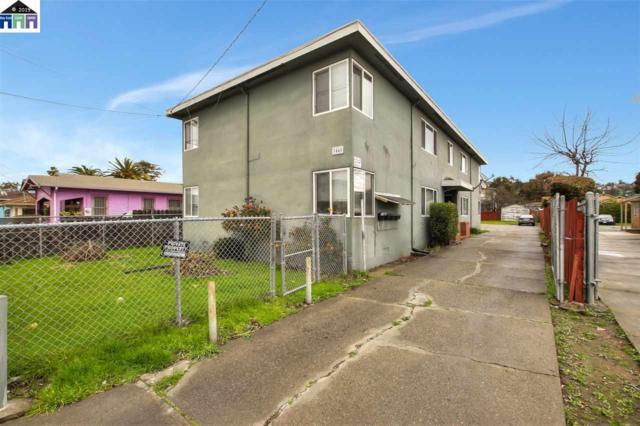 7448 Lockwood St, Oakland, CA 94621 (#MR40855409) :: The Gilmartin Group