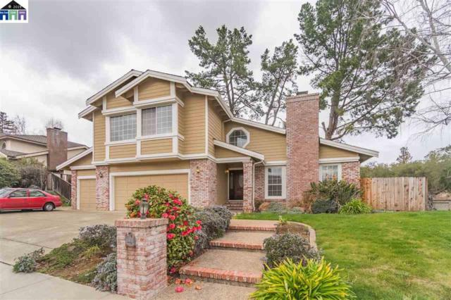 7603 Maywood Dr, Pleasanton, CA 94588 (#MR40855484) :: The Kulda Real Estate Group