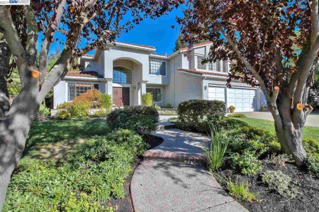 195 Crestridge Dr, Danville, CA 94506 (#BE40855529) :: The Kulda Real Estate Group