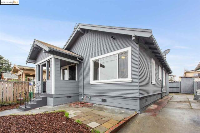 1687 70Th Ave, Oakland, CA 94621 (#EB40855714) :: The Kulda Real Estate Group