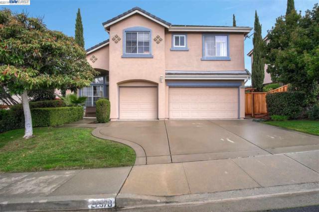 22578 Canyon Ridge Pl, Castro Valley, CA 94552 (#BE40855751) :: Live Play Silicon Valley