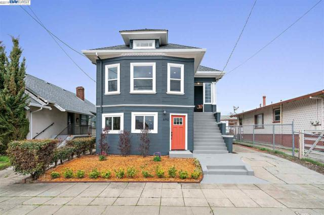 688 43Rd St, Oakland, CA 94609 (#BE40855766) :: The Gilmartin Group