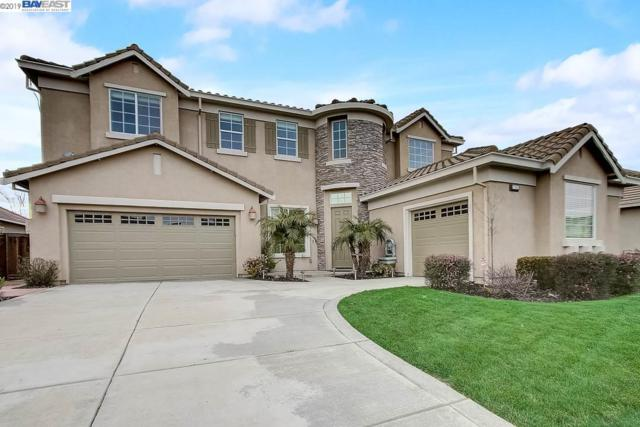 2193 Wayne Dr, Brentwood, CA 94513 (#BE40855821) :: The Kulda Real Estate Group