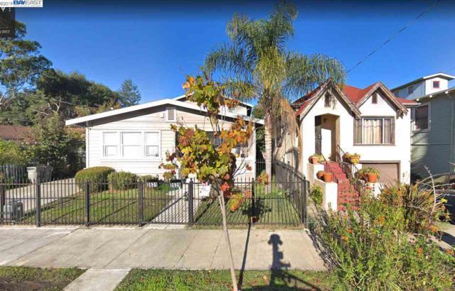 2629 Abbey St, Oakland, CA 94619 (#BE40856133) :: Strock Real Estate