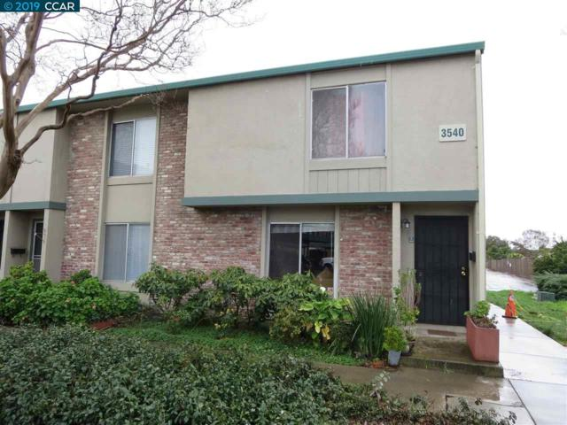 3540 Northwood Dr, Concord, CA 94520 (#CC40856196) :: The Warfel Gardin Group
