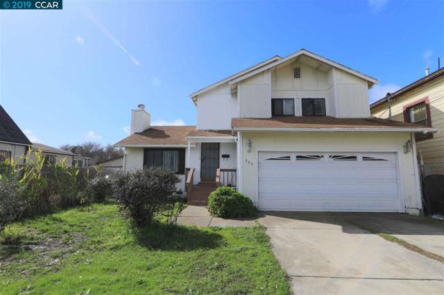 325 S 37TH St, Richmond, CA 94804 (#CC40856201) :: The Goss Real Estate Group, Keller Williams Bay Area Estates