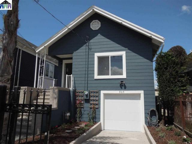 935 39th Ave, Oakland, CA 94601 (#MR40856428) :: The Gilmartin Group