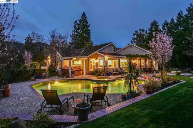 80 Mesa Oak Ln, Danville, CA 94506 (#BE40856492) :: The Warfel Gardin Group