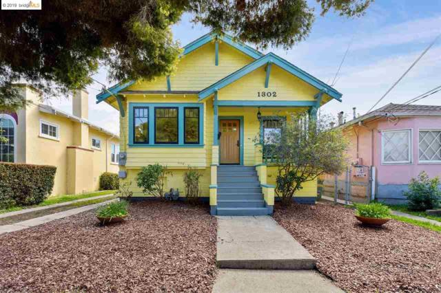 1302 Carrison St, Berkeley, CA 94702 (#EB40856527) :: The Kulda Real Estate Group