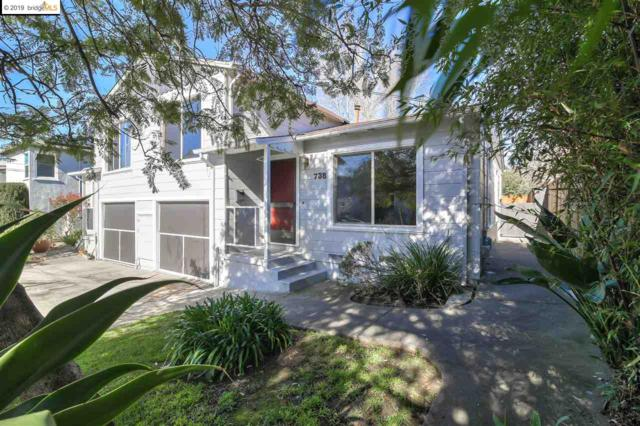 738 Liberty St, El Cerrito, CA 94530 (#EB40856528) :: The Gilmartin Group