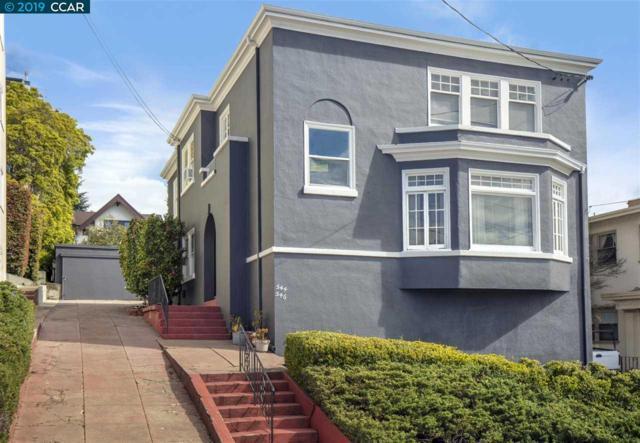 544 Glen View Ave., Oakland, CA 94610 (#CC40856530) :: The Gilmartin Group