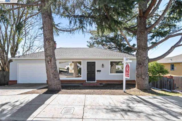 23271 Maud Avenue, Hayward, CA 94541 (#BE40856535) :: The Gilmartin Group