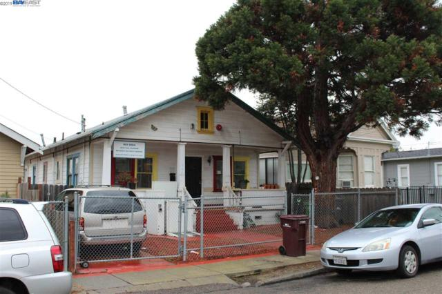 5607 Holway St, Oakland, CA 94621 (#BE40856669) :: The Kulda Real Estate Group