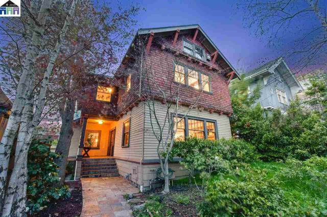 309 Warwick Ave, Oakland, CA 94610 (#MR40856704) :: The Kulda Real Estate Group