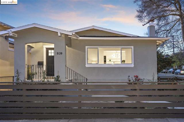 839 Hearst Ave, Berkeley, CA 94710 (#EB40856716) :: The Goss Real Estate Group, Keller Williams Bay Area Estates