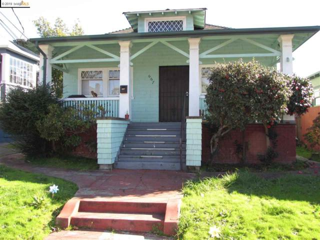 665 63rd Street, Oakland, CA 94609 (#EB40856838) :: The Gilmartin Group