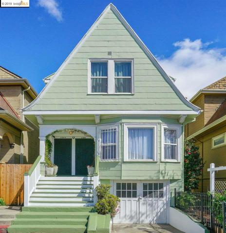 1144 Foothill Blvd, Oakland, CA 94606 (#EB40856925) :: The Gilmartin Group