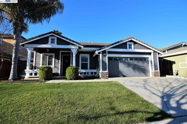 143 Trent Pl, Brentwood, CA 94513 (#BE40856928) :: The Warfel Gardin Group