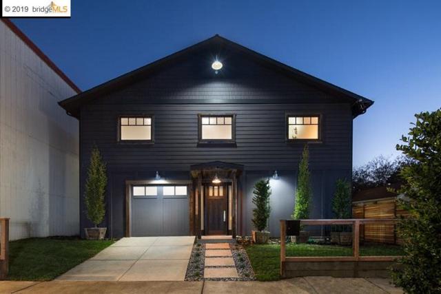 751 47TH STREET, Oakland, CA 94609 (#EB40856950) :: The Goss Real Estate Group, Keller Williams Bay Area Estates