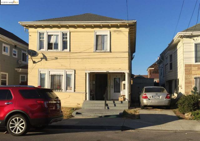 708 32nd St, Oakland, CA 94609 (#EB40856988) :: The Goss Real Estate Group, Keller Williams Bay Area Estates