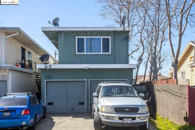 7425 Weld St, Oakland, CA 94621 (#EB40856987) :: The Gilmartin Group