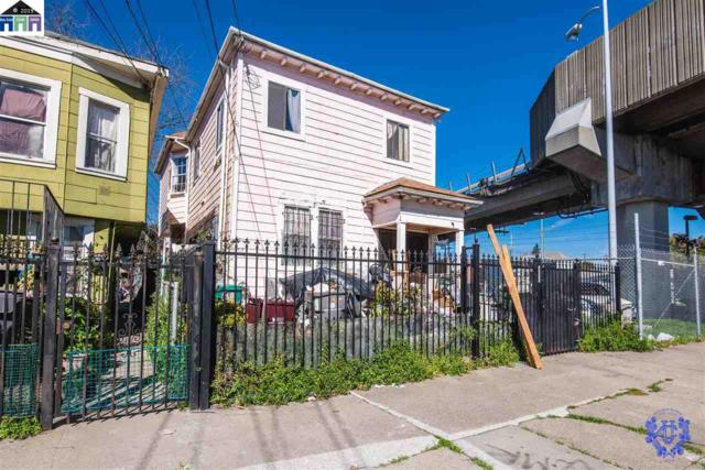 541 Chester St, Oakland, CA 94607 (#MR40857014) :: The Realty Society