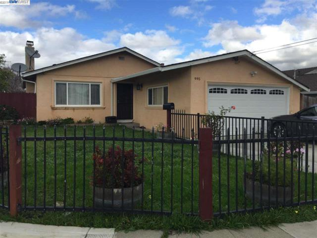 995 Westwood, Hayward, CA 94544 (#BE40857023) :: Live Play Silicon Valley