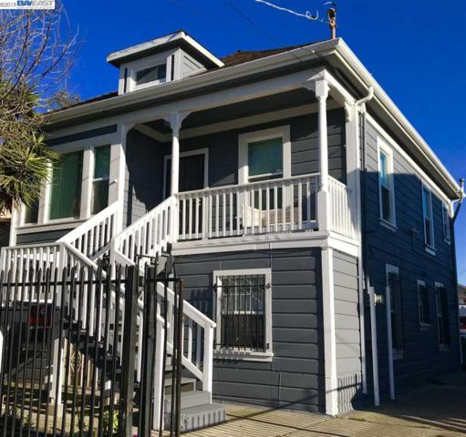 1056 82ND AVE, Oakland, CA 94621 (#BE40857131) :: The Gilmartin Group