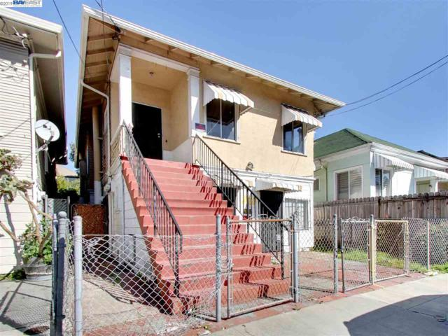 820 Athens Ave, Oakland, CA 94607 (#BE40857229) :: The Gilmartin Group
