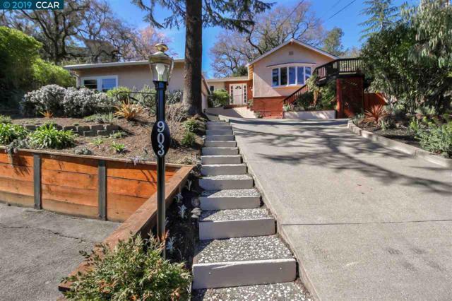 903 Oak Street, Lafayette, CA 94549 (#CC40857247) :: Live Play Silicon Valley