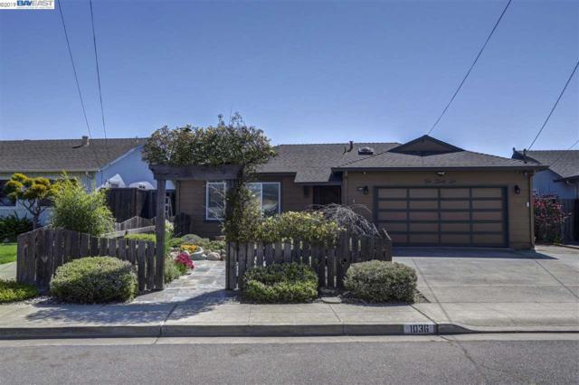 1036 Via Bregani, San Lorenzo, CA 94580 (#BE40857331) :: The Goss Real Estate Group, Keller Williams Bay Area Estates