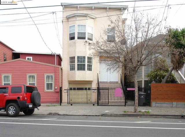 1324 Peralta St, Oakland, CA 94607 (#EB40857368) :: The Gilmartin Group