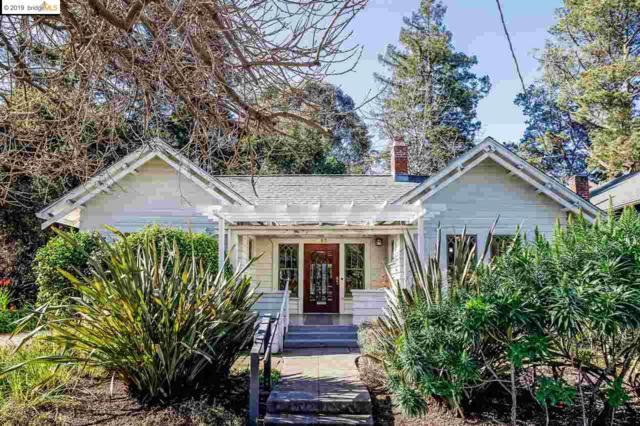 493 Forest St, Oakland, CA 94618 (#EB40857370) :: Brett Jennings Real Estate Experts