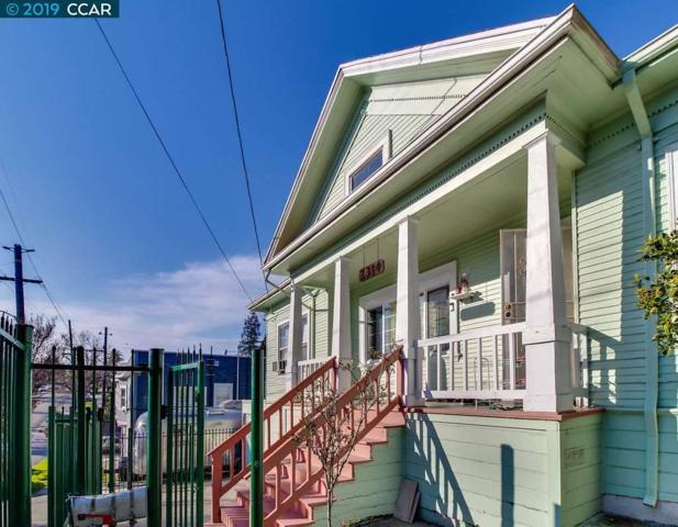 2314 E 19Th St, Oakland, CA 94601 (#CC40857408) :: The Kulda Real Estate Group
