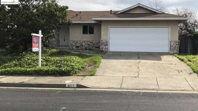 857 Santa Ana Drive, Pittsburg, CA 94565 (#EB40857453) :: The Kulda Real Estate Group