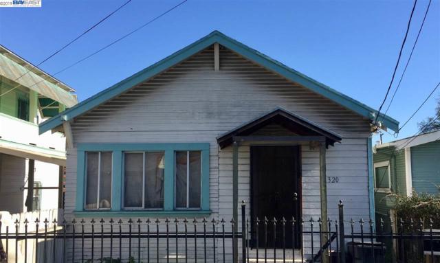 1320 95Th Ave, Oakland, CA 94603 (#BE40857521) :: Brett Jennings Real Estate Experts