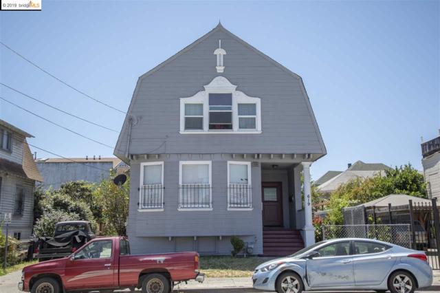 619 E 10th St, Oakland, CA 94606 (#EB40857561) :: The Gilmartin Group